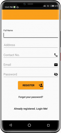 SARATHI- Online Vehicle Booking Application - TechPCL - A